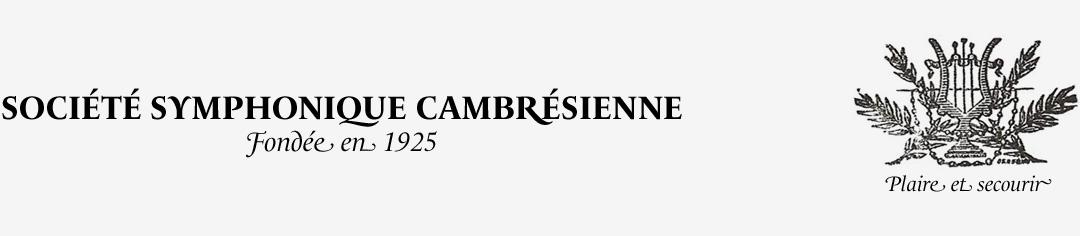 Societe symphonique cambresienne