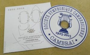 Enregistrement de la commémoration des 90 ans de la SSC